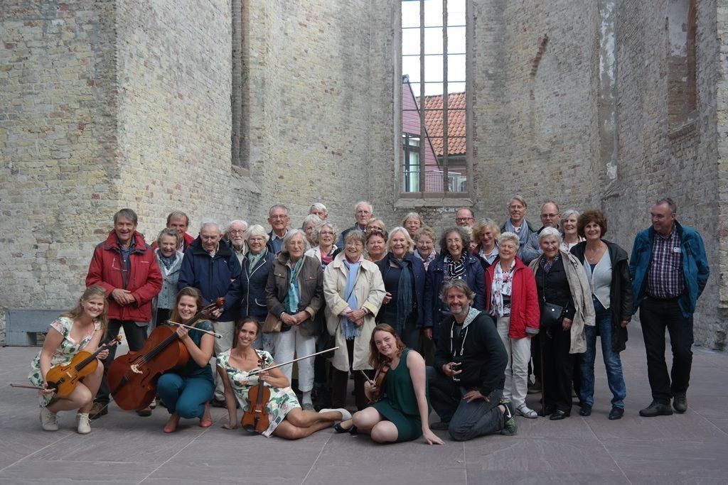Ruïnekerk-Bolsward-met-Kamerkwartet