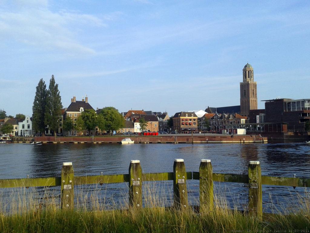 Zicht_op_Zwolle_Centrum